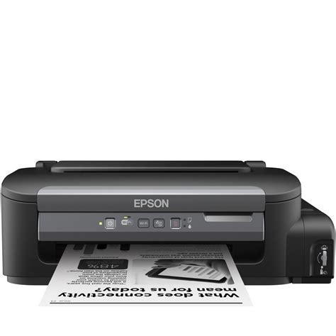 Printer Laserjet Epson A3 epson workforce m105 a4 mono inkjet printer