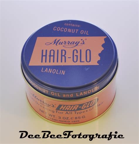 Pomade Hair Glo tcy records