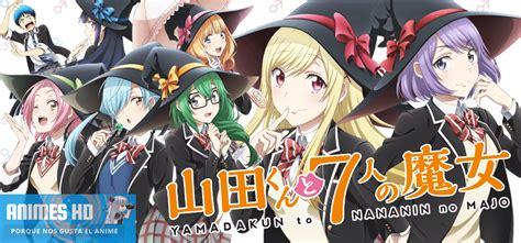 animelist indonesia yamada kun to 7 nin no majo subtitle indonesia yamada kun