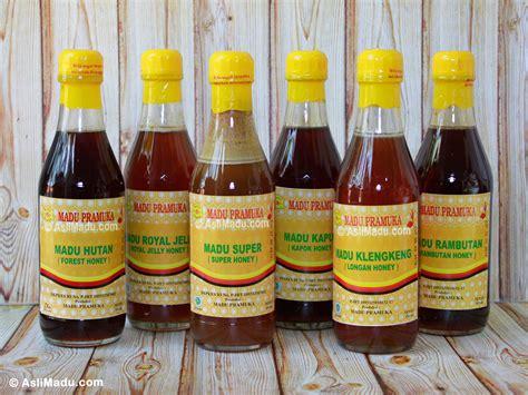Madu Murni Al Qubro Rambutan 1 Kg jual madu pramuka kirim ke seluruh indonesia