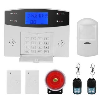 cvagn a615 wireless or wired home alarm system