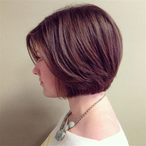 short bobs layer an the fourth an cherry an blond color 27 layered bob haircut ideas hairstyles design trends