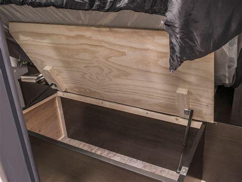 under the bed trailer sporttrek st320vik travel trailer venture rv