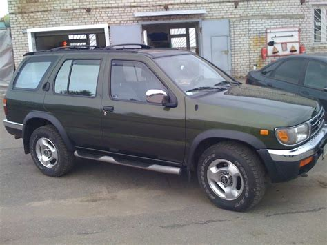 1999 nissan pathfinder photos 3 0 gasoline automatic for sale