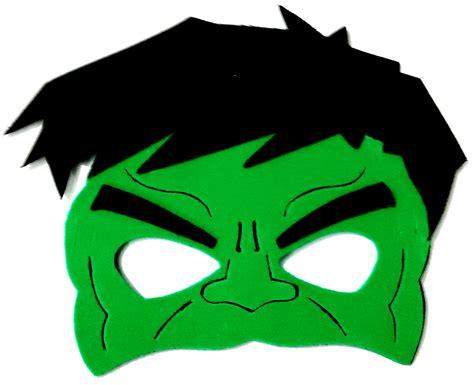 printable hulk mask template m 225 scara eva vingadores e super her 243 is 30 p 231 s festa hulk