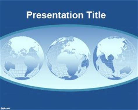 powerpoint design geography geography powerpoint templates