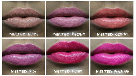 Lipstick Melted On Clothes In Dryer Faced Melted Longwear Lipstick Review Xo Itsjess