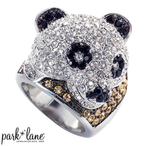 park jewelry panda ring