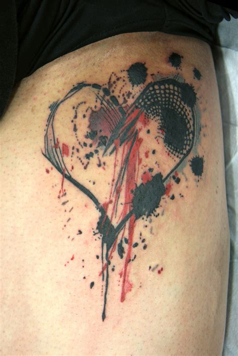 heart broken tattoo designs ideas design trends