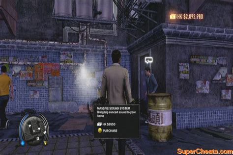 Sleeping Dogs Apartment Upgrades Aberdeen Safehouse Upgrades Sleeping Dogs Guide