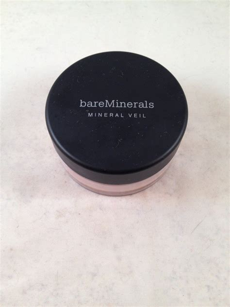 Bareminerals Mineral Veil Finishing Powder Broad bare escentuals bareminerals original mineral veil broad spectrum spf 25 finishing powder