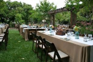 Backyard Wedding Ideas Cheap » Home Design