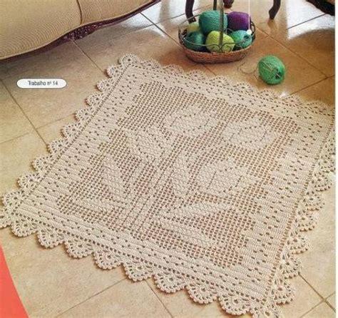 tapete quadrado para sala tapete em croche quadrado para sala zoom como fazer tapetes de croch 234 mundodastribos todas as