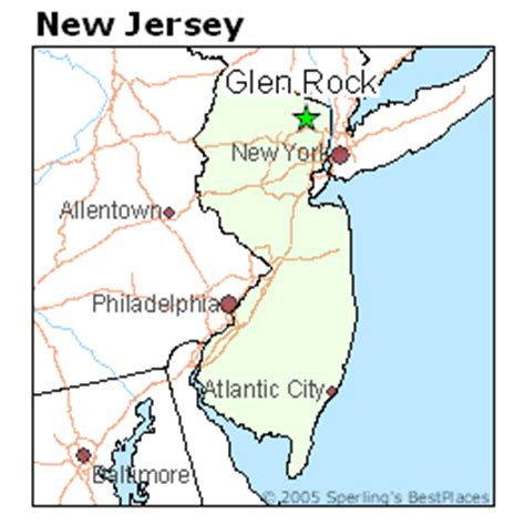 best places to live in glen rock new jersey