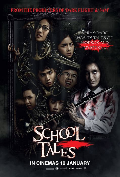 film thailand action 2017 school tales thai movie เร องผ ม อย ว า review