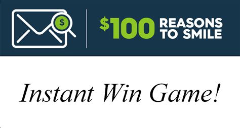 Win 100 Instantly - you could instantly win 100 score the hot deals