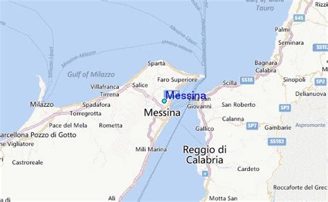 messina map messina tide station location guide