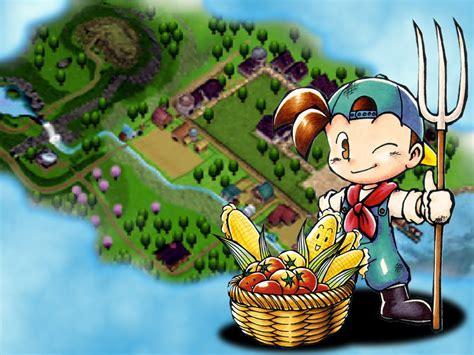 Bibit Harvest Moon Back To Nature zewazeal