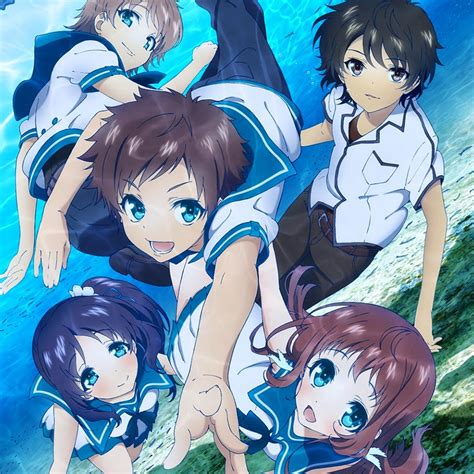 anime planet nagi no asukara anime reviews anime planet