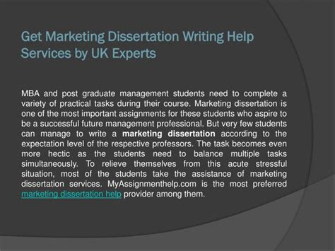 dissertation writing advice ppt how to select a topic for dissertation marketing
