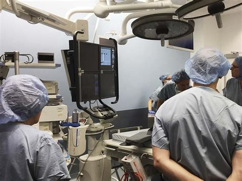 cardiovascular operating room memorial hospital to open 3 8 million hybrid cardiovascular or in 2017