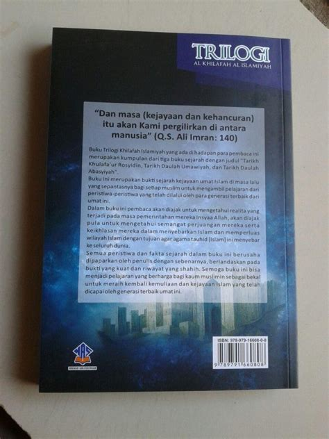 Promo Al Quran Tiga Bahasa Al Jamil Besar A4 buku trilogi al khilafah al islamiyah toko muslim title