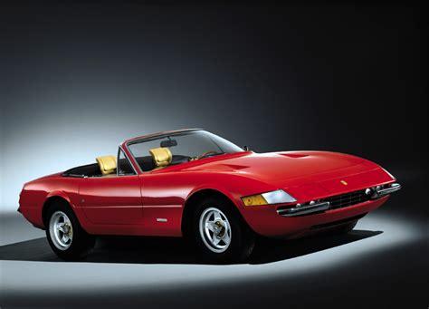 Ferrari 365 Daytona Spyder | the iconic ferrari 365 gtb4 daytona spyder ruelspot com