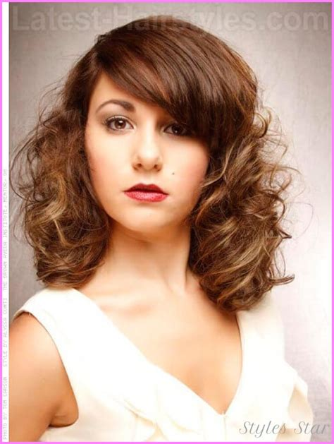 hairstyles for an oblong face stylesstar com medium haircuts for long faces stylesstar com