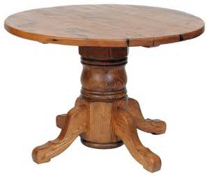 antique oak pedestal dining table traditional dc metro