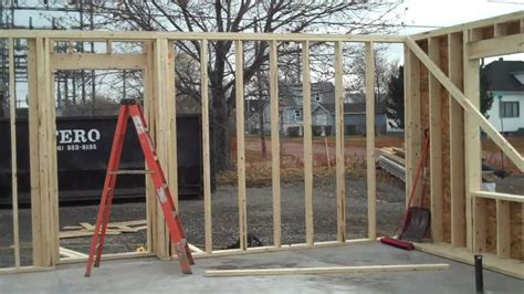 video  plywood put   framed  walls youtube