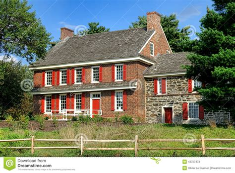 Rustic Log Cabin Plans historic whitall house at red bank battlefield