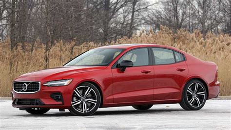 2019 volvo s60 r 2019 volvo s60 t6 awd r design review trickle effect