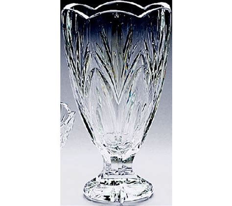 marquis by waterford canterbury vase 10 quot qvc