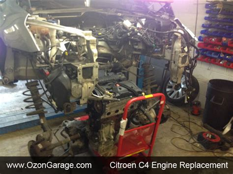 car engine repairs removal refit engine replacements