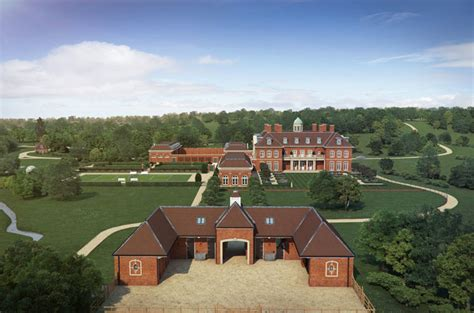 country estates artist s impression of a new country estate in by