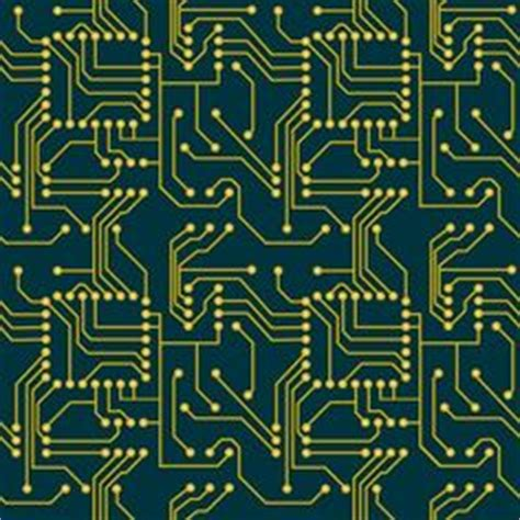 pattern and texture help define electronic circuit photo picture definition electronic