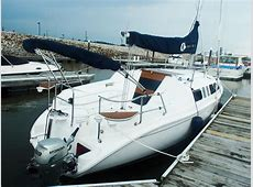 2001 Hunter 260 sailboat for sale in Iowa 26' Allmand