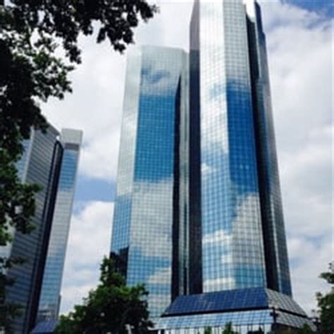 Deutsche Bank 12 Fotos Bank Sparkasse Taunusanlage