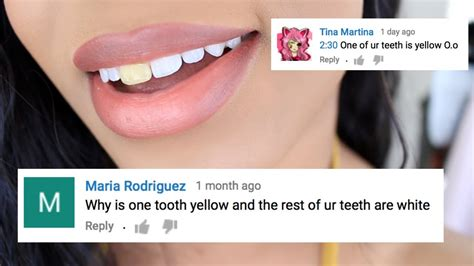 tooth yellow youtube