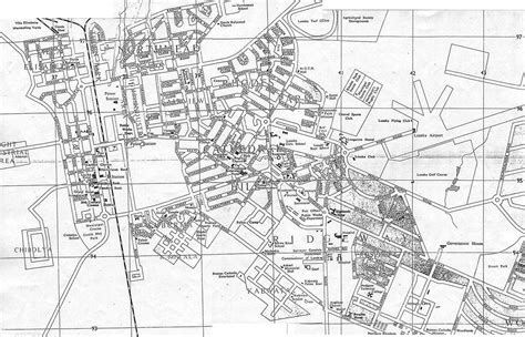 map of lusaka untitled document www nrzam org uk