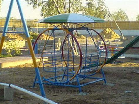 water swing set blue line fiberglass playground equipments swing slides