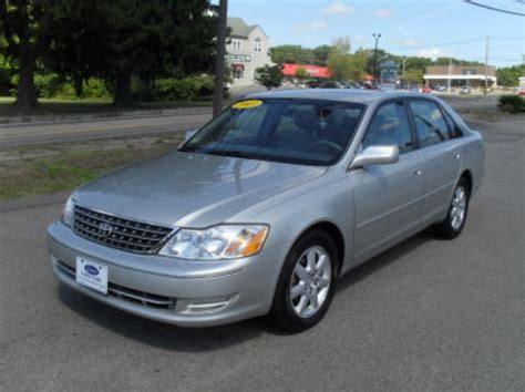 Toyota Avalon Used The Car Connection S Best Used Car Finds For May 10 2013
