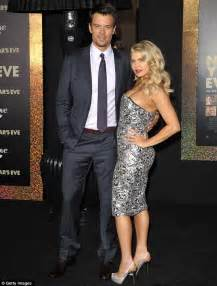 Black Eyed Peas Fergie Engaged To Josh Duhamel Reps Confirm by Black Eyed Peas Singer Drops In On Husband Josh Duhamel S