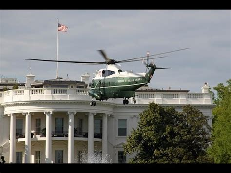 white house marines marine one vh 3d landing takeoff white house youtube