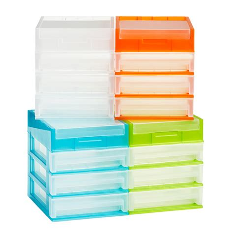Container Store Desk Organizer 3 Drawer Desktop Organizer The Container Store