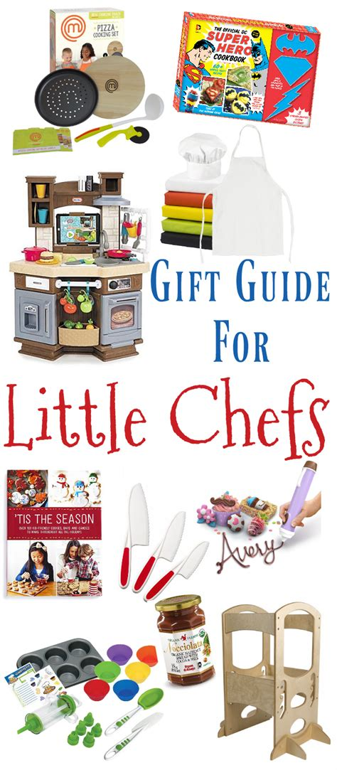 gift ideas for chefs cooking with kids gift guide the shirley journey