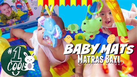 Mainan Edukasi Anak Happy Baby Mat mainan anak bayi happy baby mats matras bayi