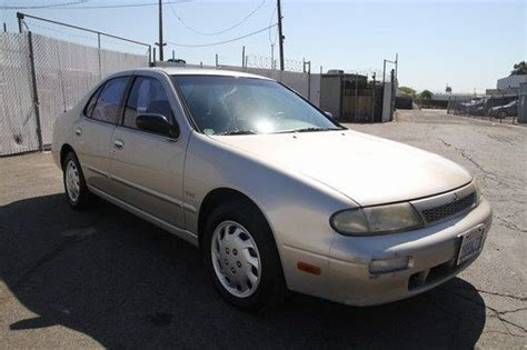 find used 1994 nissan altima automatic 4 cylinder no
