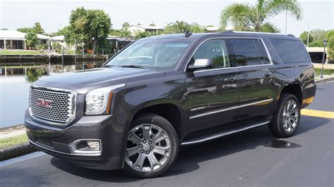 2016 gmc yukon xl denali review more of everything