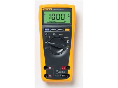 Daftar Multimeter Digital Fluke fluke 77 4 digital multimeter tequipment net